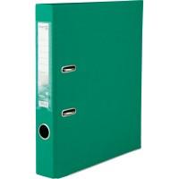 Реєстратор з двостороннім покриттям А4, (5 см) зелений D1711-04C