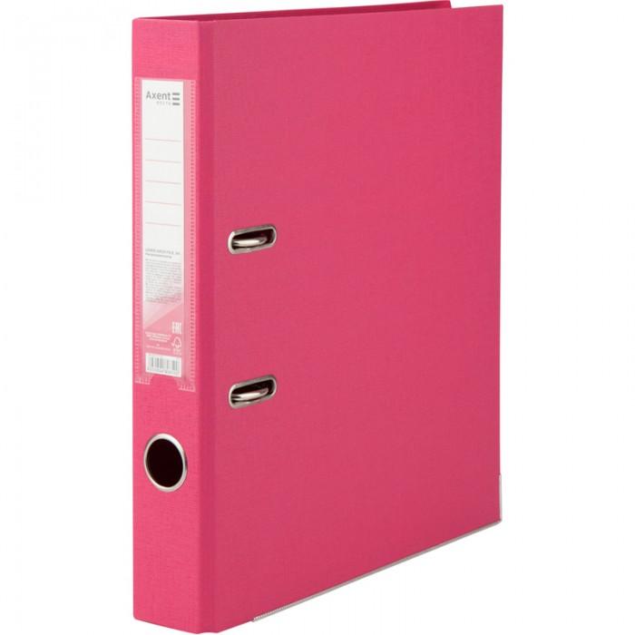 Регистратор с двухсторонним покрытием А4, (5см) розовый D1711-05C