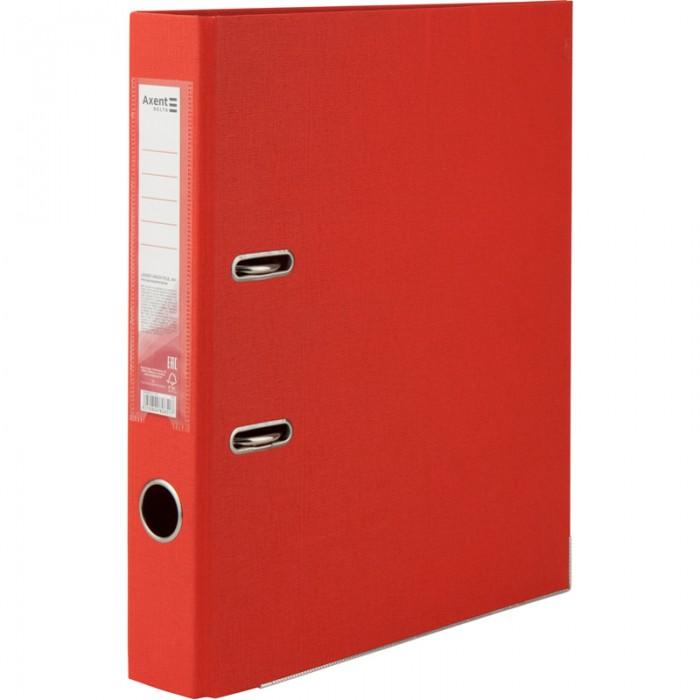 Регистратор с двухсторонним покрытием А4, (5см) красный D1711-06C