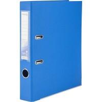 Регистратор с двухсторонним покрытием А4, (5см) голубой D1711-07C