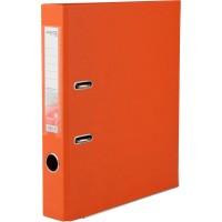 Реєстратор з двостороннім покриттям А4, (5 см) помаранчевий D1711-09C