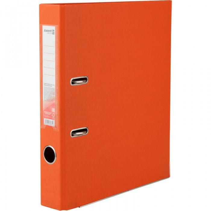 Регистратор с двухсторонним покрытием А4, (5см) оранжевый D1711-09C