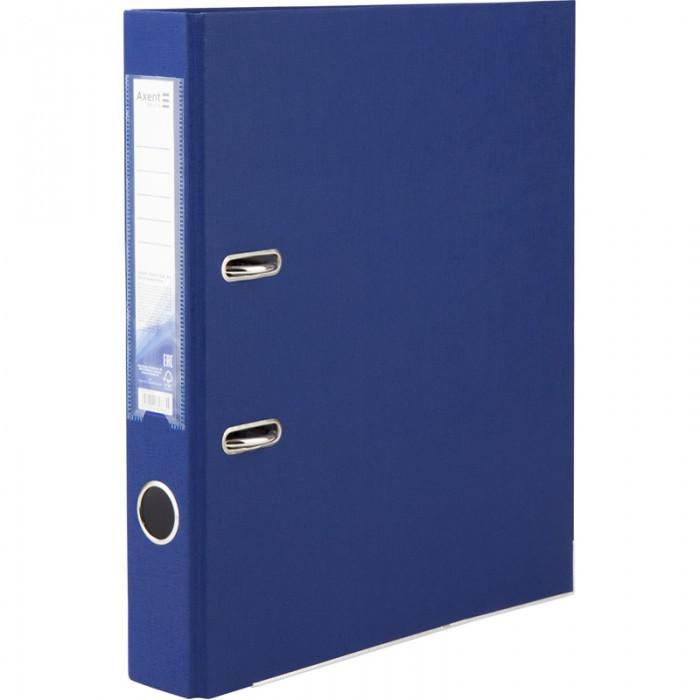 Реєстратор з одностороннім покриттям А4, (5 см.) синій D1713-02C