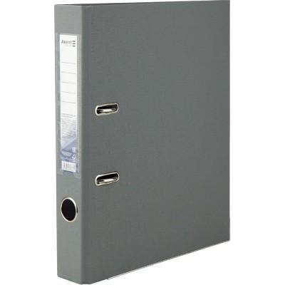 Регистратор с односторонним покрытием А4, (5см.) серый D1713-03C