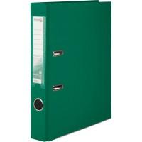 Регистратор с односторонним покрытием А4, (5см.) зеленый D1713-04C