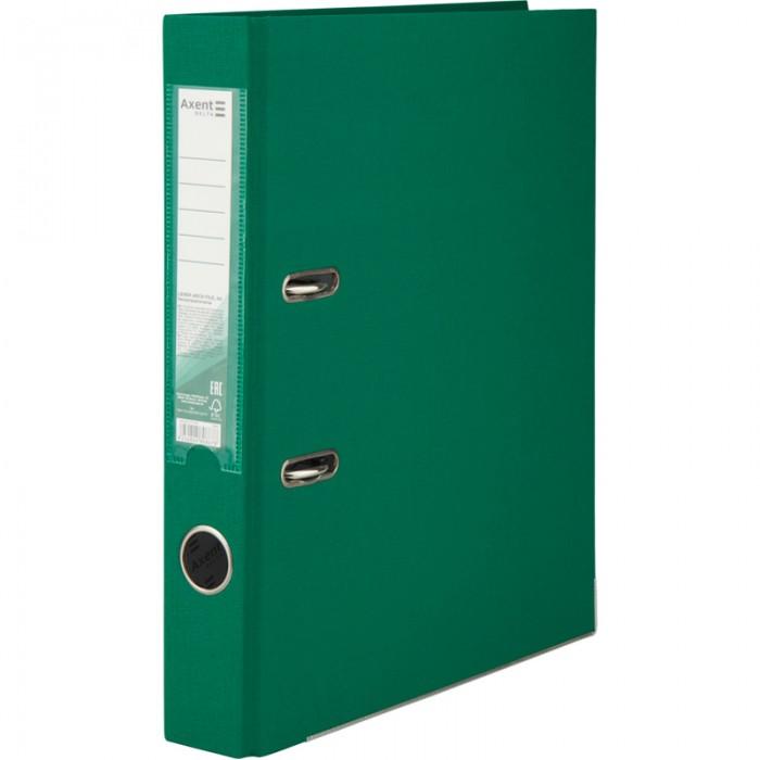 Реєстратор з одностороннім покриттям А4, (5 см.) зелений D1713-04C
