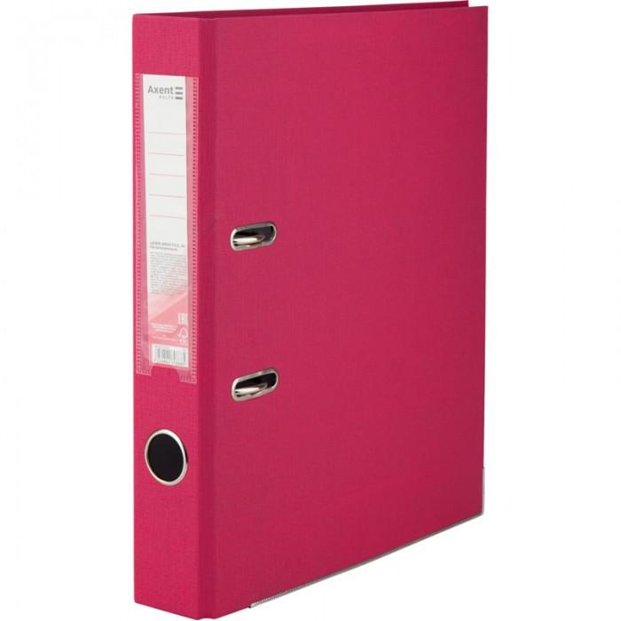 Реєстратор з одностороннім покриттям А4, (5 см.) рожевий D1713-05C