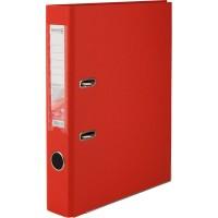 Регистратор с односторонним покрытием А4, (5см.) красный D1713-06C