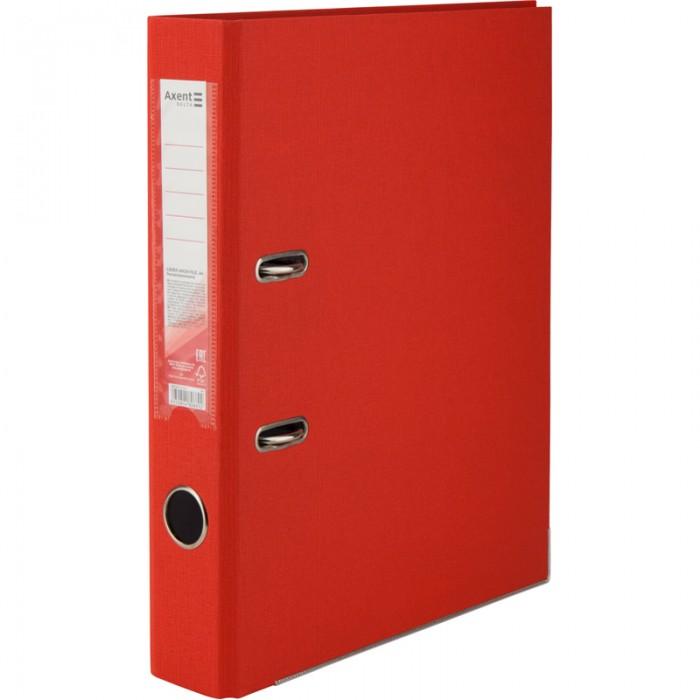 Реєстратор з одностороннім покриттям А4, (5 см.) червоний D1713-06C