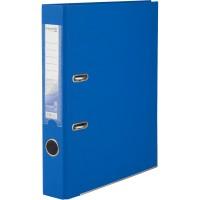 Регистратор с односторонним покрытием А4, (5см.) голубой D1713-07C