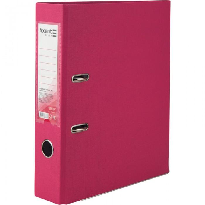 Реєстратор з одностороннім покриттям А4, (7,5 см.) рожевий D1714-05C