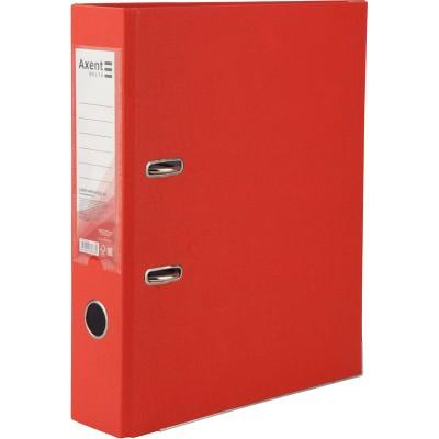 Реєстратор з одностороннім покриттям А4, (7,5 см.) червоний D1714-06C