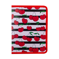 Папка на блискавці CHERRY В5 червона