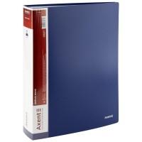 Папка с 80 файлами (синий) 1280-02-A