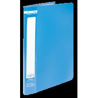 Папка з 10 файлами А4 (синій) bm.3600-02