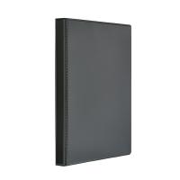 Регистратор с кольцевым механизмом Панорама А4/4R/25 (черный)  0316-0022-01