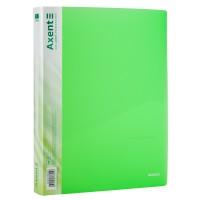 Папка на 4-х кільцях А4 (зелений) 1208-26-a