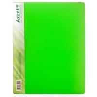 Папка з притиском А4 (зелений) 1301-26-a