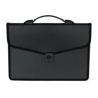 Портфель на 3 відділення (чорний) bm.3734-01