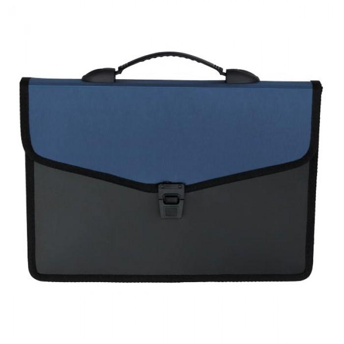 Портфель на 3 отделения (синий) bm.3734-02