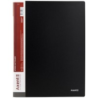 Папка-швидкозшивач А4 (чорний) 1304-01-A