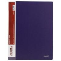 Папка-швидкозшивач, А4 (синій) 1304-02-A
