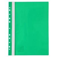 Швидкозшивач А4 з європерфорацією (зелений) 1318-25-A