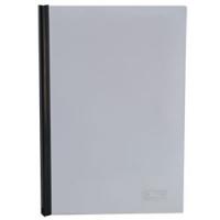 Папка-скоросшиватель с прижимной планкой А4, 15мм. (ассорти)  bm.3372-99