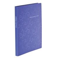 Папка-швидкозшивач А4 Barocco (фіолетовий) bm.3409-07