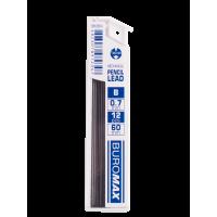 Грифели для механического карандаша 0,7 мм. В (12шт)