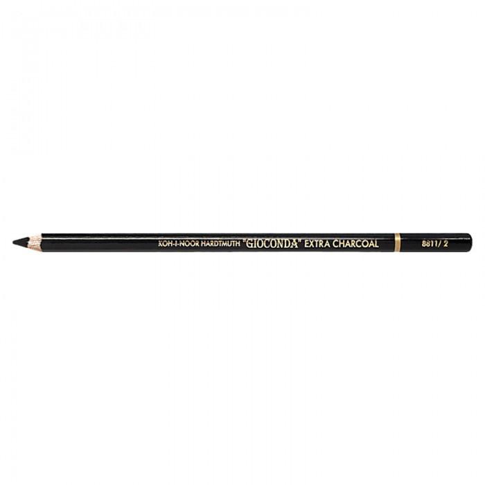Олівець художній (вугілля екстра, м'яке ) GIOCONDA