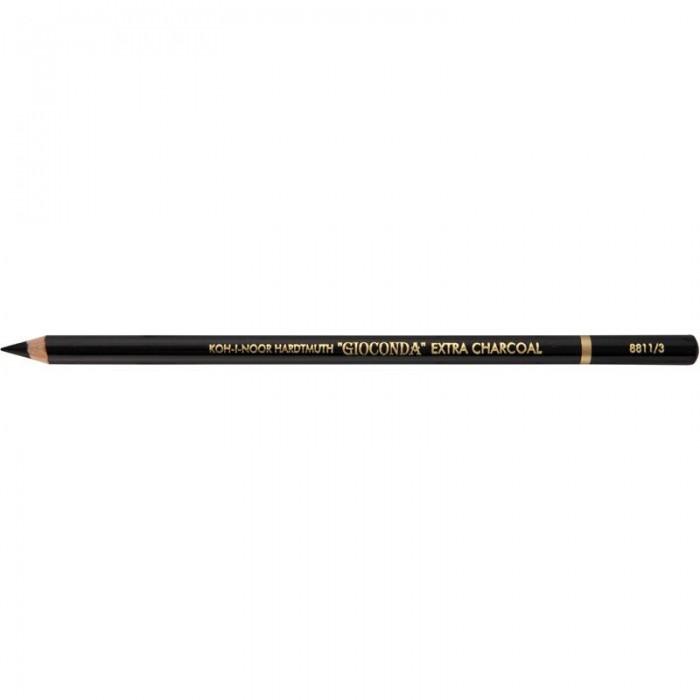 Олівець художній (вугілля екстра, середнє ) GIOCONDA