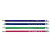 Карандаш графитный с ластиком НВ  9003/100-A