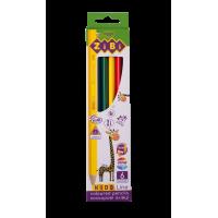 Карандаши цветные Kids Line (6 цветов) ZB.2413