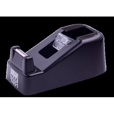Диспенсер для канцелярского скотча (черный) bm.7451-01