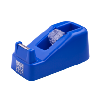 Диспенсер для канцелярского скотча (синий) bm.7451-02