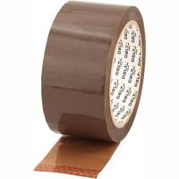 Скотч упаковочный, коричневый 66ярд. D3033-02