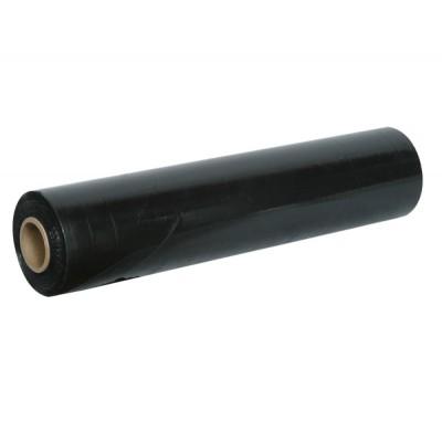 Стрейч-пленка 20мкм, 500ммх320м черная