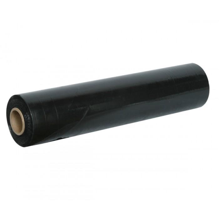 Стрейч-плівка, чорна 20мкм