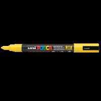 Маркер-фарба Posca 0,9-1,3мм (жовтий)
