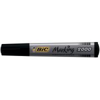 Маркер перманентный водостойкий BIC (черный)