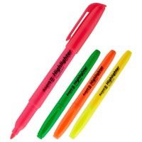 Набір із 4-х текст-маркерів Highlighter  D2503-40