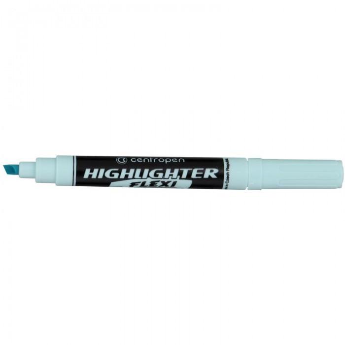 Текст-маркер пастельный Flexi Soft (голубой) 8542/916