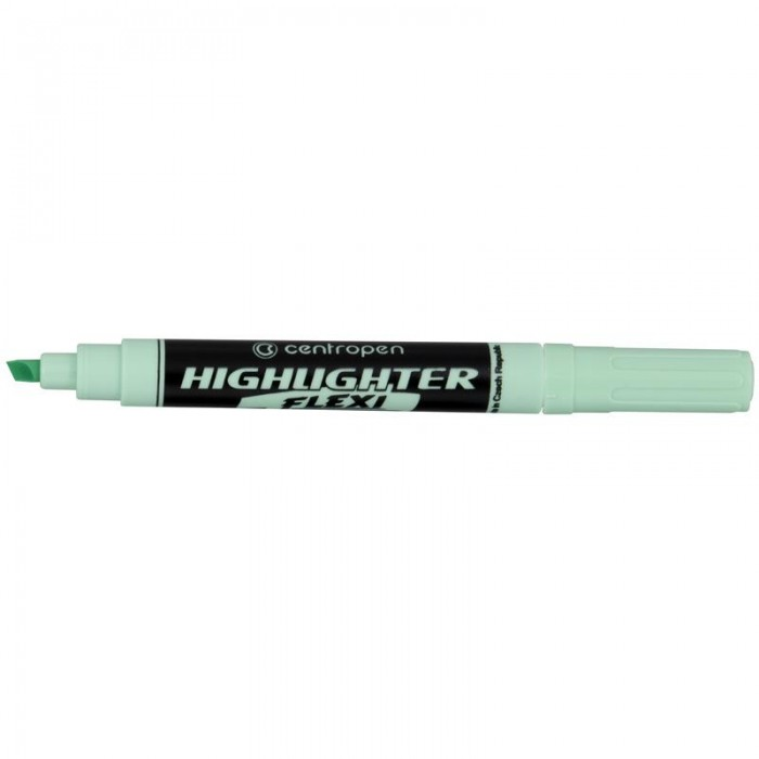 Текст-маркер пастельный Flexi Soft (зеленый) 8542/917