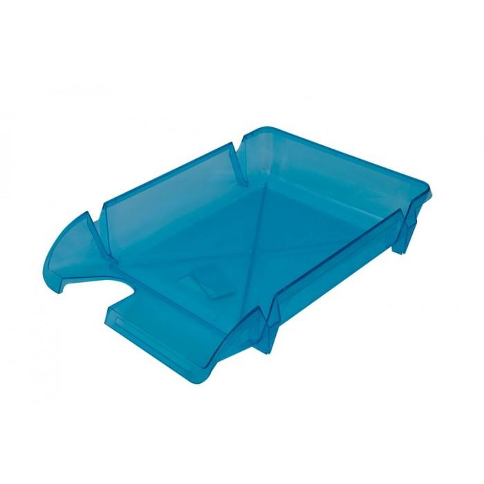 Лоток горизонтальный Компакт (голубой) 80605