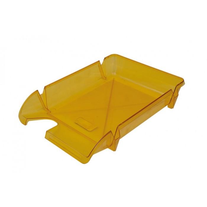 Лоток горизонтальный Компакт (лимонный) 80606