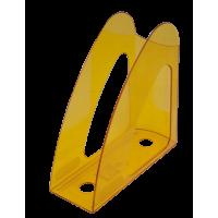 Лоток вертикальный Радуга (лимонный) 80616