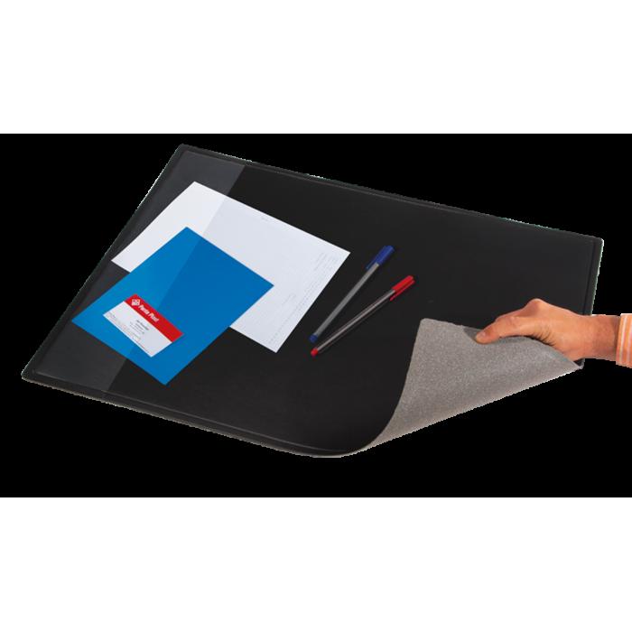 Підкладка для письма з кишенею (чорний)
