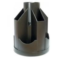 Подставка-органайзер Ракета (черная)