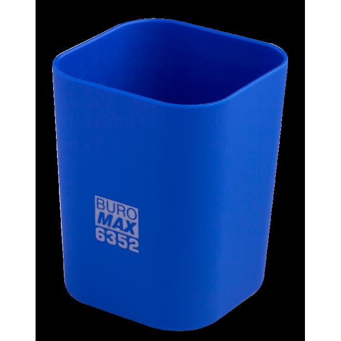 Стакан для письмового приладдя (синій) bm.6352-02